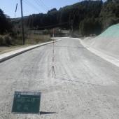 一般道路整備事業 市道山田折小野線道路改良工事(25-1)