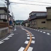 第2-1号県単道路整備(舗装補修)工事(五代外工区)