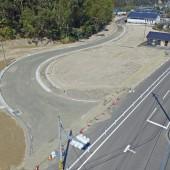 温泉場土地区画整理事業 本町通線外道路築造工事(27-3)