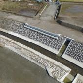 天辰第一地区土地区画整理事業 第2三堂橋橋梁下部工(A2)工事