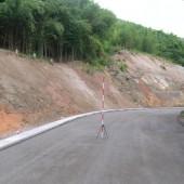 一般道路整備事業 市道今寺・向鶴線道路整備工事