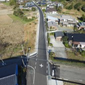 一般道路整備事業 市道宮里・高原線道路改良舗装工事(29-6)