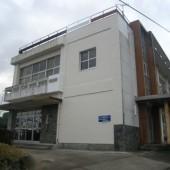 可愛地区コミュニティセンター耐震補強工事
